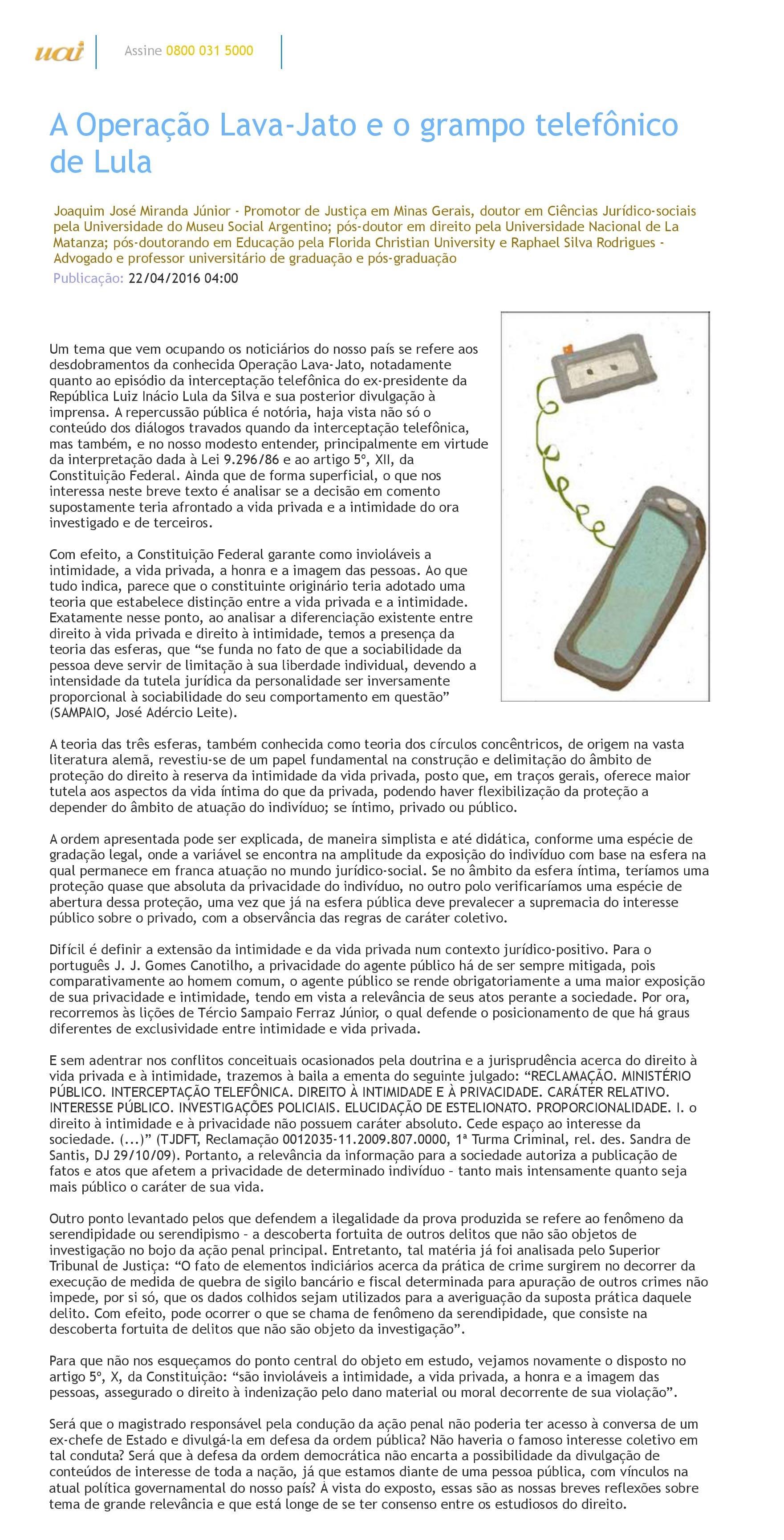 A-operação-Lava-Jato-e-o-grampo-telefônico-de-Lula